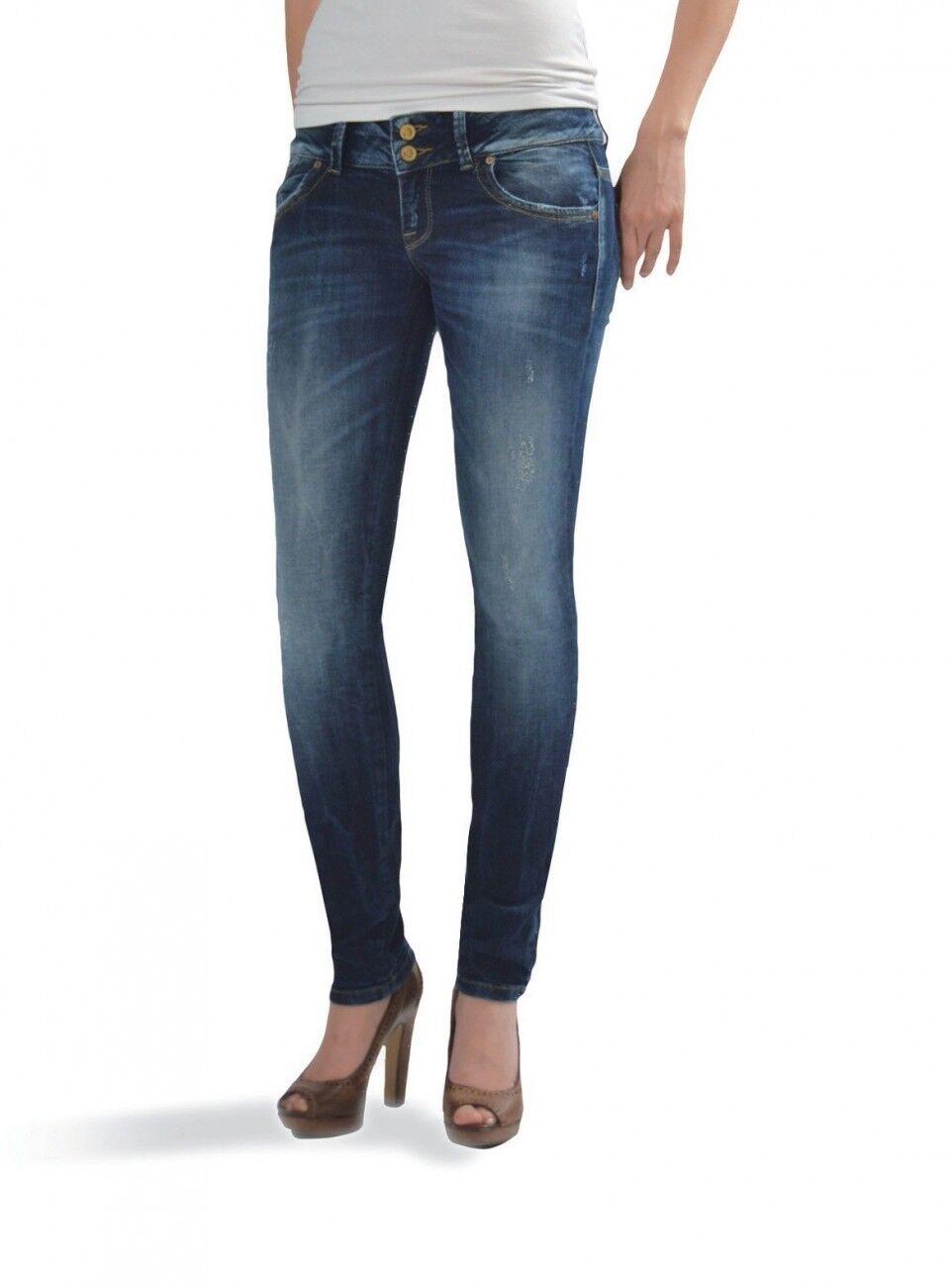 LTB Damen Jeans Molly Super Slim Oxford Wash neu