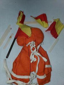 Navy-Attack-Life-Vest-Signal-Flags-Vintage-GI-Joe