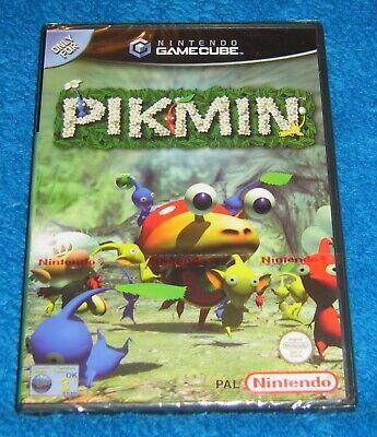 Nintendo Gamecube Game Pikmin Ebay
