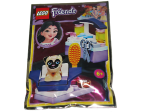 Lego-Friends-561808-Toilettage-pour-chien-Dog-Hairdresser-Salon-foil-pack