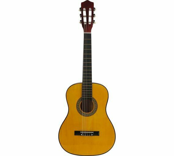 Music Alley 1 2 storlek Classical Acoustic Guitar Without Hurting The Fingertips_UK