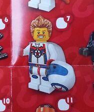 Lego 8831 Series 7 #7 DAREDEVIL Evil Knievel figure Minifigure New Sealed Pack