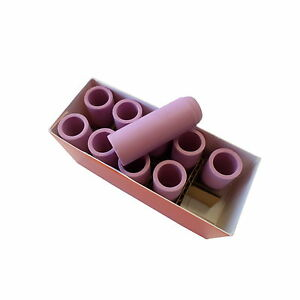 WeldTec-Alumina-Nozzle-Cup-Size-6-for-17-18-amp-26-Torches-Pk-10-10N48