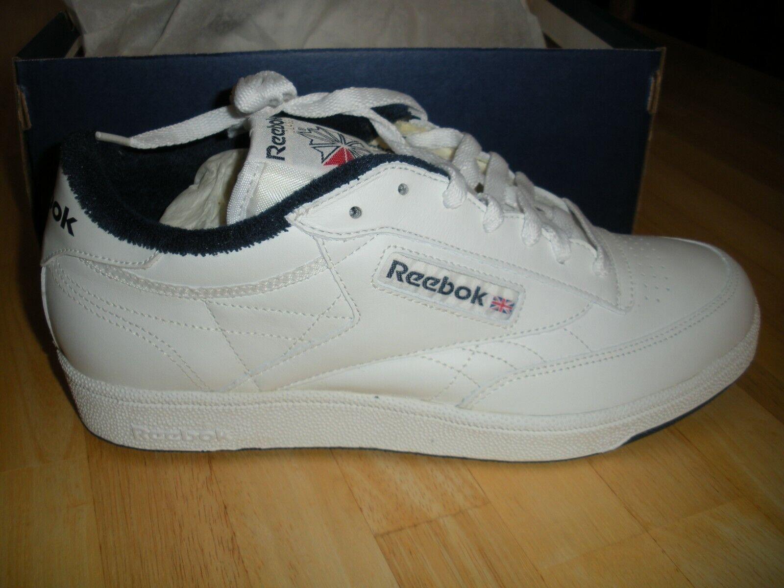 Reebok Classic Club C White Collegiate
