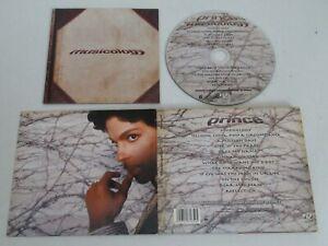 Prince-Musicology-Columbia-517165-2-CD-Album-Digipak