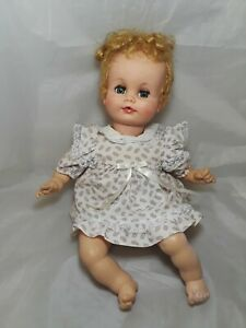 Vintage-Madame-Alexander-Doll-Baby-Genius-21-034-Tall-1960-039-s