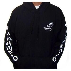 Gary Yamamoto Logo Hoodie Fishing Sweatshirt