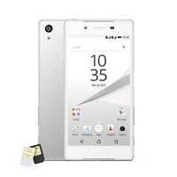 Sony Xperia Z5 Dual E6633 (factory Unlocked) 23mp, 5.2 , 32gb - White