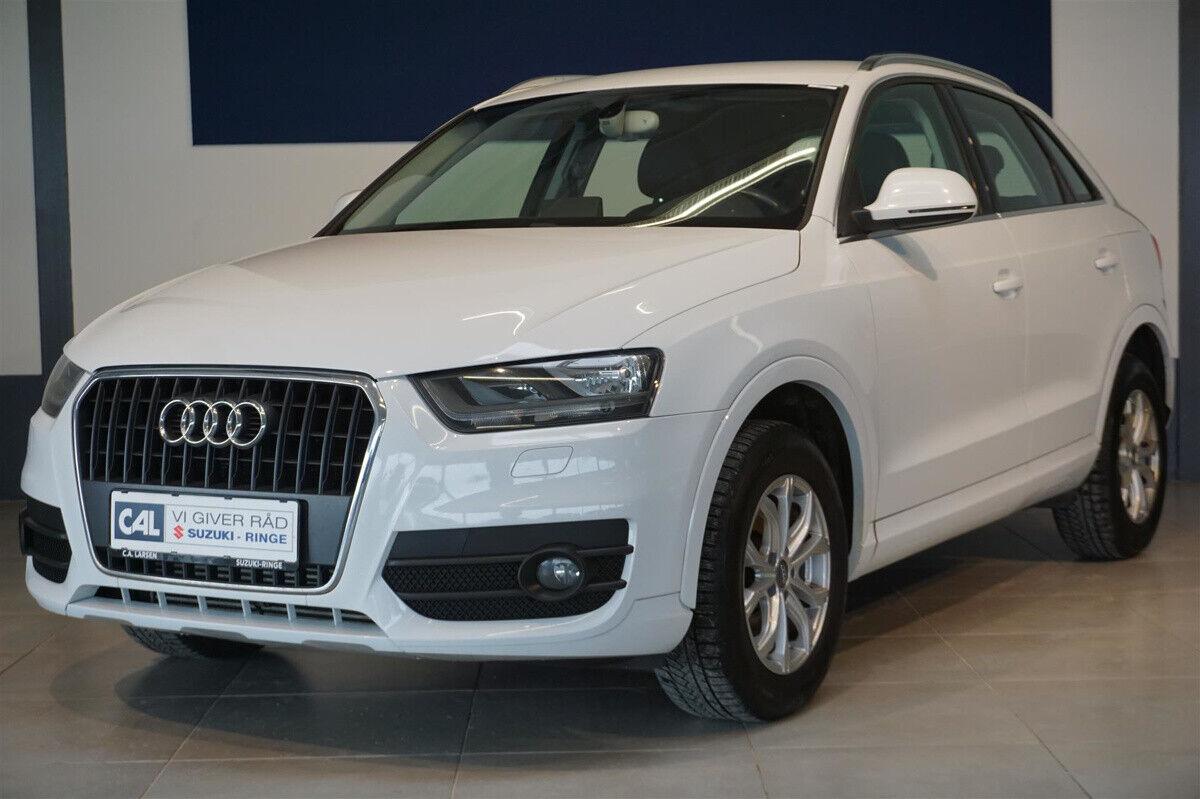 Audi Q3 2,0 TDi 140 5d