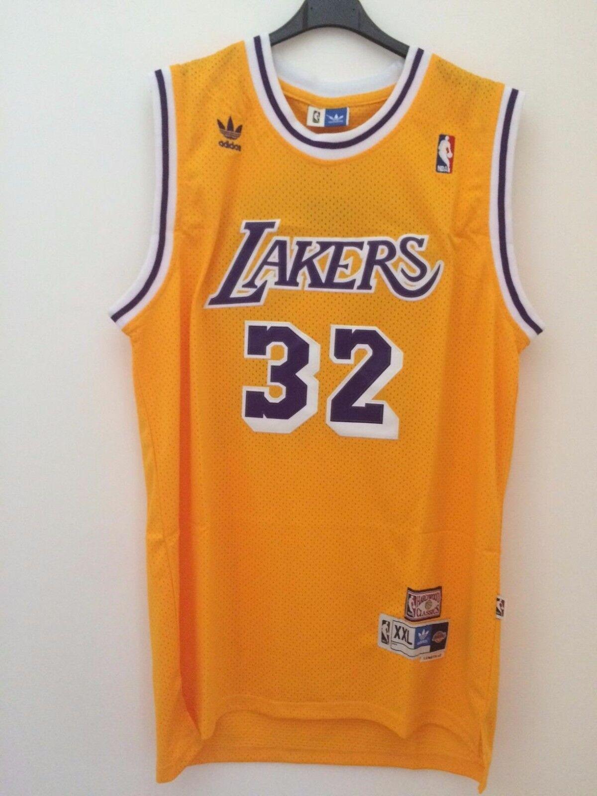 Maglia nba basket canotta Earving Magic Johnson jersey LA Lakers S M L XL XXL