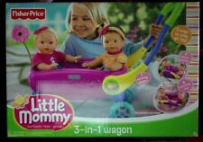 Fisher-Price Little Mommy 3-in-1 Wagon