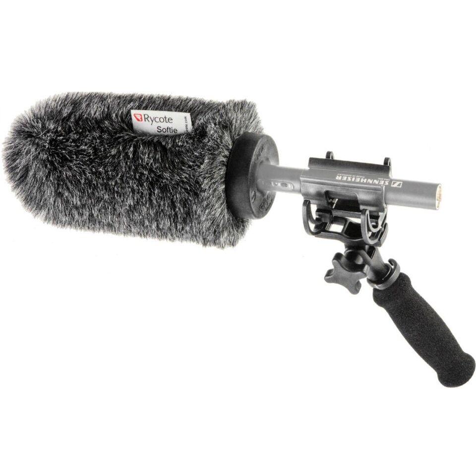 Til Sennheiser MKE 600, Rycote, AV Softie Windshield Kit