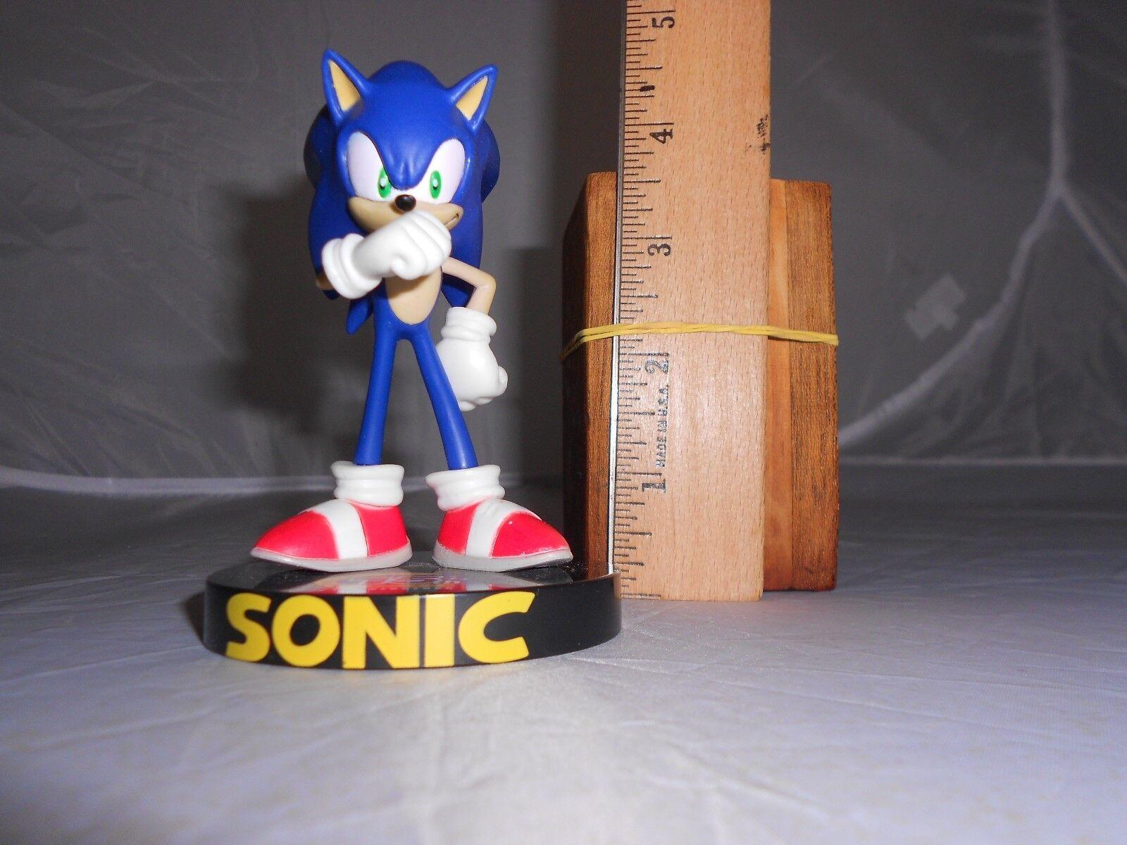Sonic the Hedgehog 15th Anniversary Figure Statue Promo Sega Games
