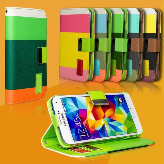 Handy Tasche für verschiedene Modelle Flip Case Schutz Hülle Cover Etui Bumper