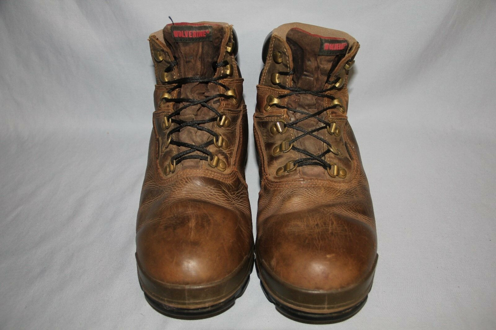 Mens Wolverine Cabor EPX 6'' Soft Toe W10315 Work Stiefel 10.5 M  (339)