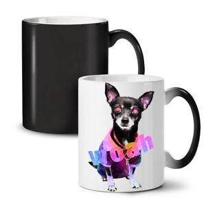 Funny Dog High Drug NEW Colour Changing Tea Coffee Mug 11 oz   Wellcoda