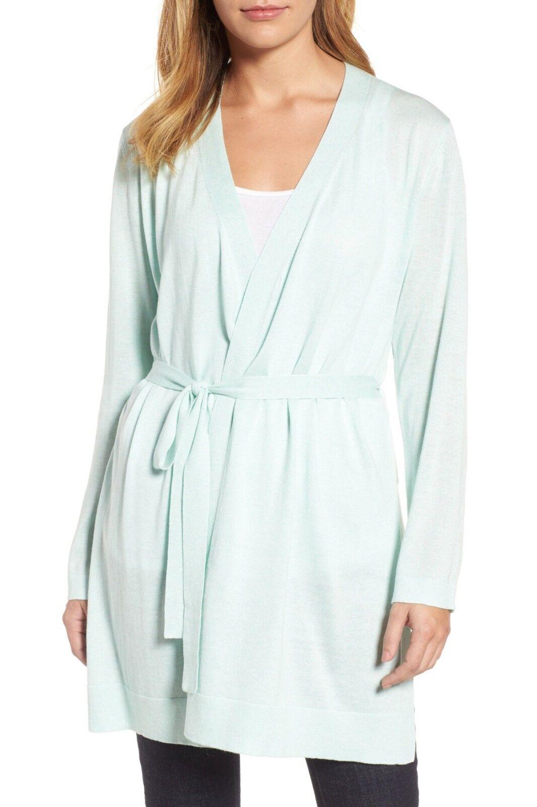 Eileen Fisher Arora glidas Waist Tencel Organic Cotton Silk bildigan Stor  258
