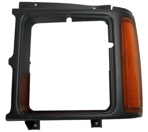 OEM Dodge Dakota Head Light Lamp Assembly Bezel Marker Turn Signal LH Driver