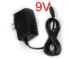 US 9V AC DC Adapter For NO NO Hair Removal System 8800 Charger Power Supply Cord