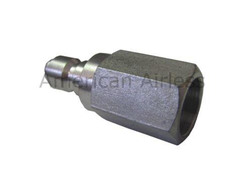 """1//4/"""" FPT Extended  Pressure Wash Plug  1//4/"""" Lance Saver"""