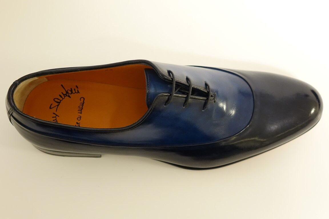 Santoni Chaussures Chaussures Hommes Business Chaussures Taille 8,5 (42,5) - - (42,5) NEUF/ORIGINAL 71bac5