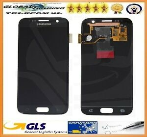 Pantalla-LCD-completa-para-Samsung-Galaxy-S7-SM-G930F-negro-black-GH97-18523A
