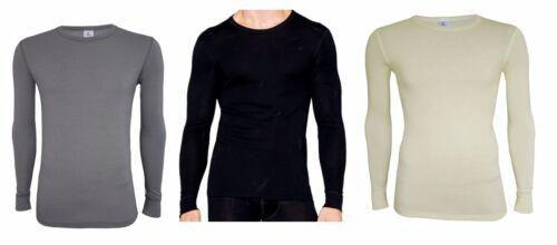 UTENOS 100/% Merino Wool Man Soft Longsleeve Shirt Base Layer made in EU