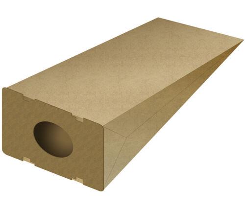 20 Staubsaugerbeutel Papier geeign für Siemens VR 50000-59999 Rapid Typ L