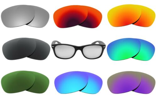 M4DL New Polarized Replacement Lenses compatible with RB2132