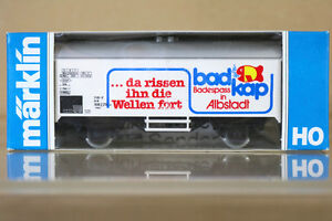 Bad Albstadt marklin märklin 4415 k8021 db sondermodell bad kap badespass in