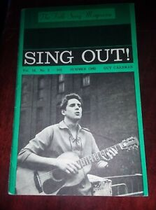 Sing-Out-Magazines1956-1966