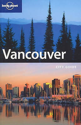 """""""AS NEW"""" Zimmerman, Karla, Vancouver (Lonely Planet City Guides) Book"""