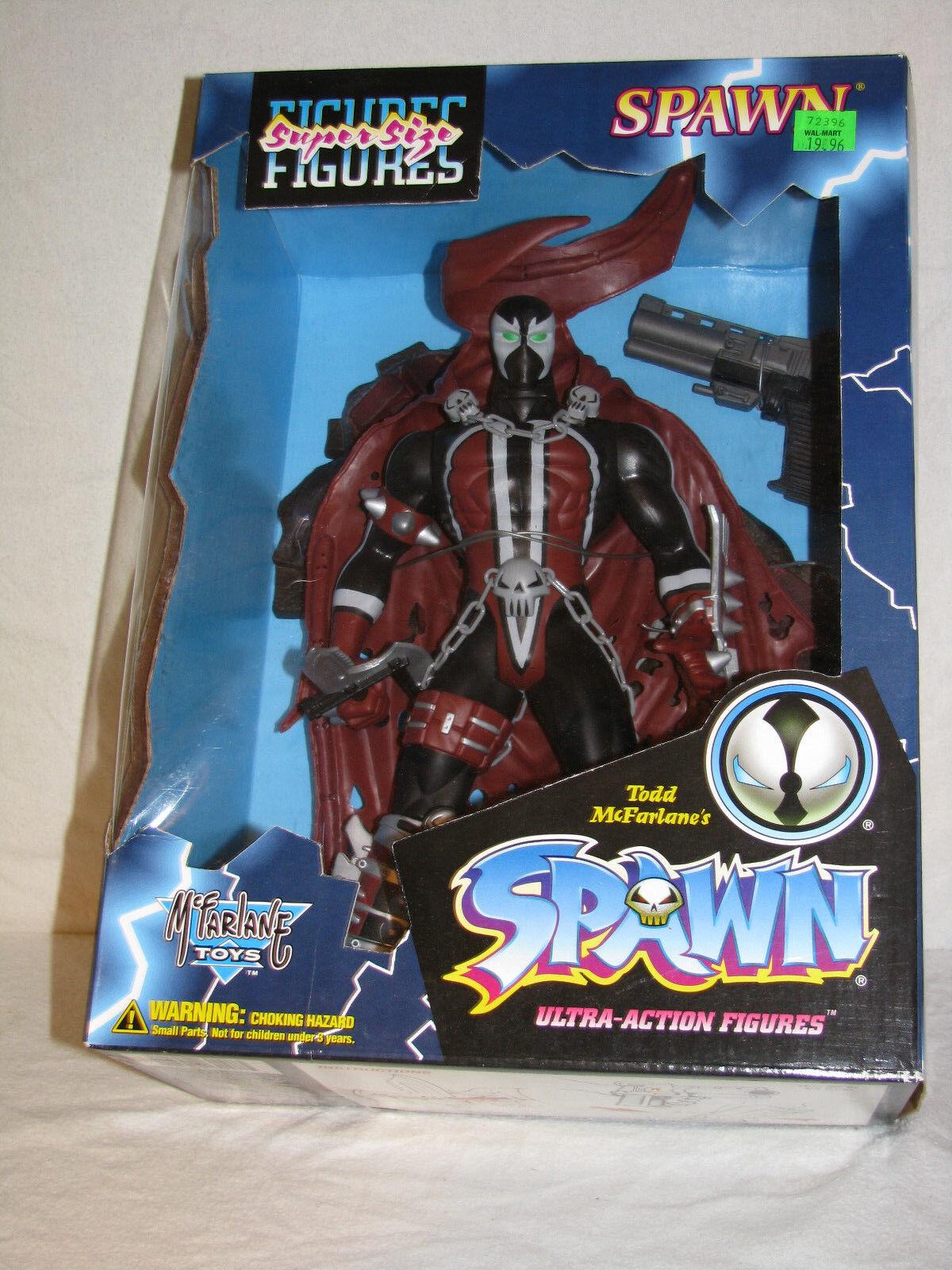 SPAWN Figure  - 13  - Comme neuf Figure In FACTORY SEALED Comme neuf BOX  obtenir la dernière