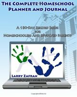 The Complete Homeschool Planner And Journal: A 180-day Record Book For Homeschoo on sale