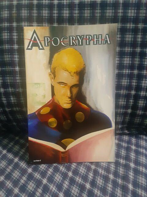 Miracleman : Apocrypha by Valerie Jones (1993, Trade Paperback)