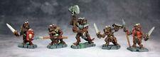 Kobold Raiders Reaper Miniatures Dark Heaven Legends Minions Monster Melee RPG
