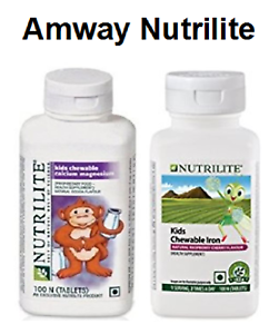 Chewable-Iron-Counts-For-Kids-By-Amway-Nutrilite-100-Counts-Choose-Flavour