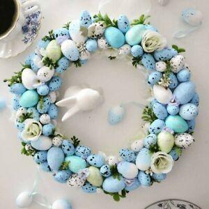 NE-Easter-Foam-Pretty-Artificial-Bird-Pigeon-Egg-Home-Party-Favor-Decor-20Pcs-D