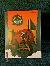 The Agents Strategy Sci-fi Turn Based Card Ninja Division Publishing NJD411101