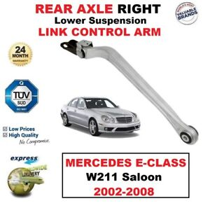 REAR AXLE RIGHT Lower LINK CONTROL ARM for MERCEDES E-CLASS W211 Berlina 2002-08