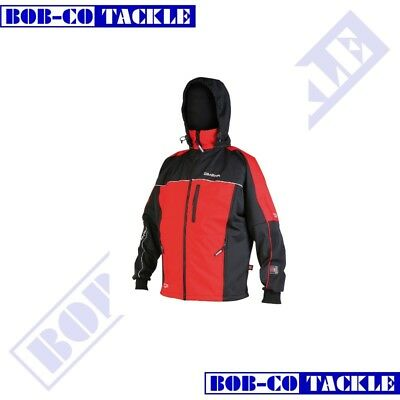 Daiwa Fishing Staff Gore-Tex Black /& Red Soft Shell Jacket