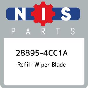 28895-4CC1A-Nissan-Refill-wiper-blade-288954CC1A-New-Genuine-OEM-Part
