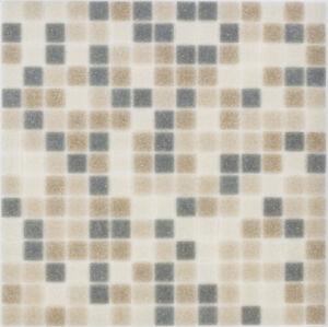 Glasmosaik-Fliesen-grau-beige-Mix-Wand-Boden-Dusche-WC-10-Matten-ES-29631-f