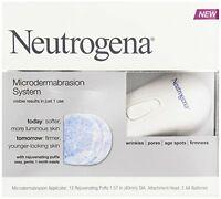 3 Pack - Neutrogena Cleansing Microdermabrasion System 1 Each on sale