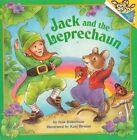 Jack and the Leprechaun by Ivan T. Robertson (Paperback, 2000)