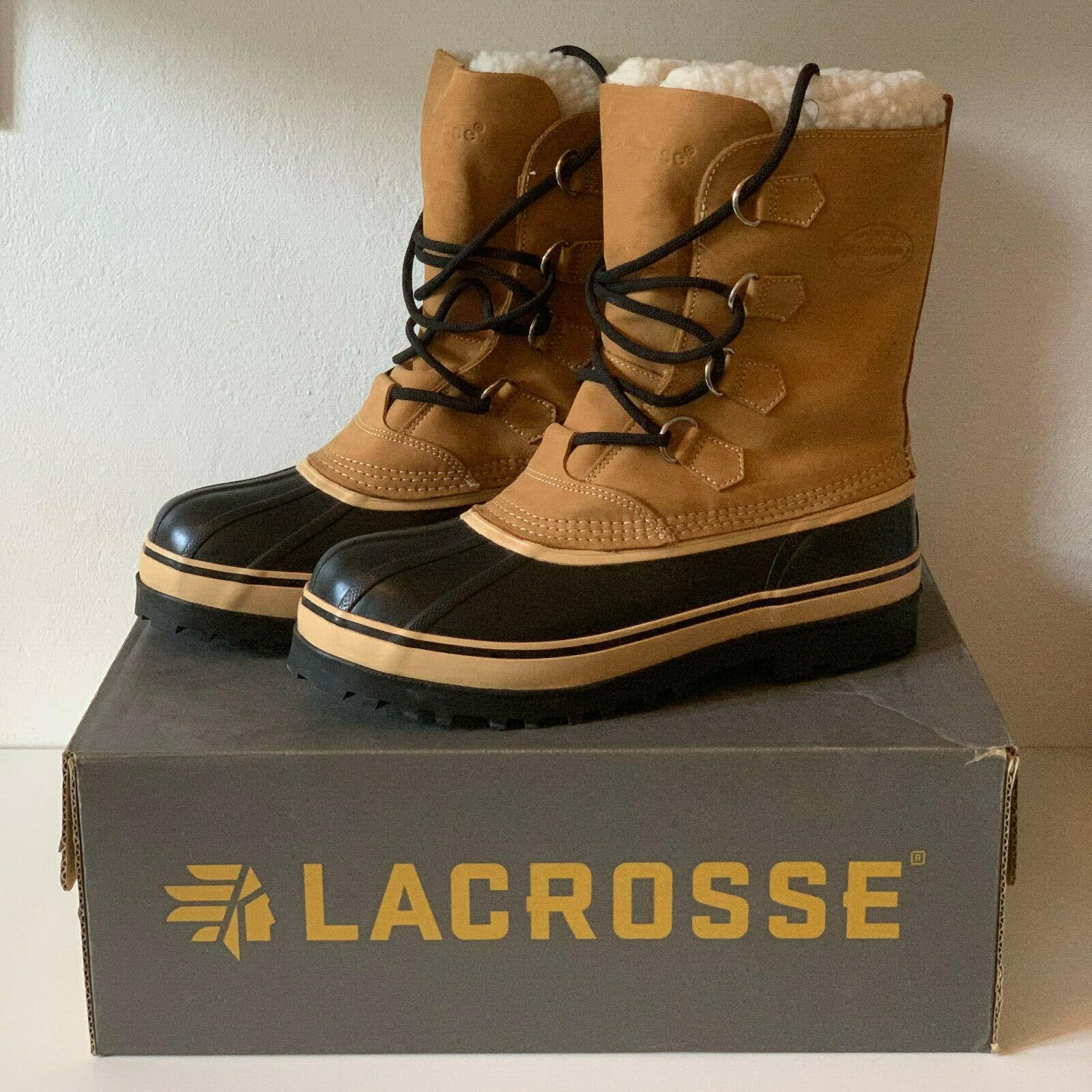 LaCrosse Ridgetop Gr. 46 Stiefel Winterstiefel Winterschuhe fast wie neu