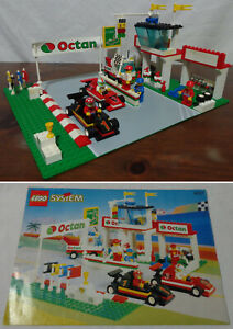 lego-6337-Lego-LEGO-SYSTEM-1996-Game-Gioco-Play-Town-Racing-Fast-Track-Finish