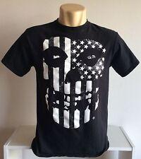 MISFITS T Shirt - Black Flag Skull Skeleton Rock Band Tee Punk Grunge Metal -- M
