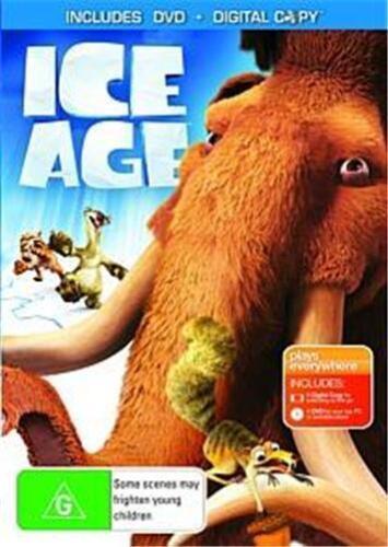 1 of 1 - ICE AGE 1 : NEW DVD / Digital Copy