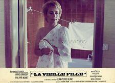 ANNIE GIRARDOT LA VIEILLE FILLE  1971 PHOTO D 'EXPLOITATION #1